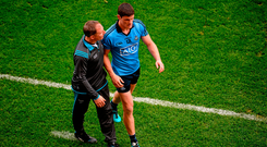 Jim Gavin got it badly wrong this time – not something anybody can say about him too often. Picture credit: Dáire Brennan / Sportsfile