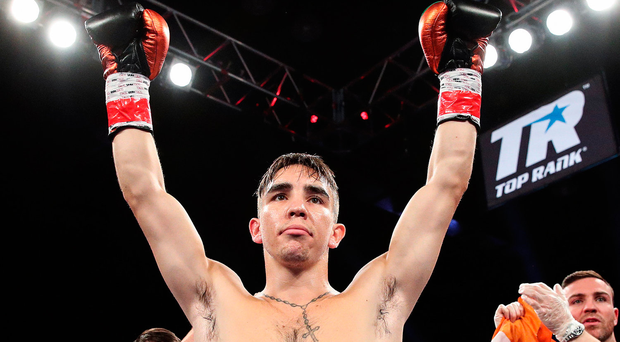 Conlan is not looking beyond Owen, but with appearances on top promotions is vowing to take care of business. Photo by Mikey Williams/Top Rank/Sportsfile