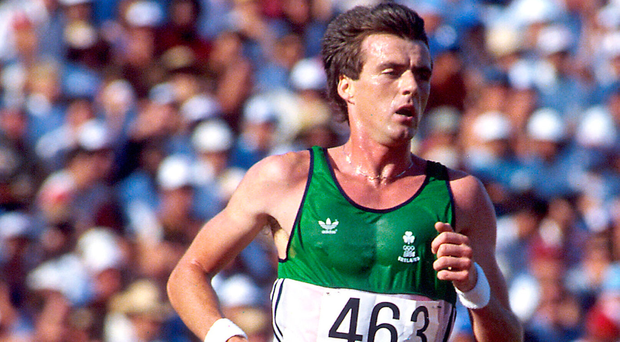 Flynn competed at two Olympics, bowing out in the 1500m heats in 1980 and finishing 11th in the 5000m final in 1984.