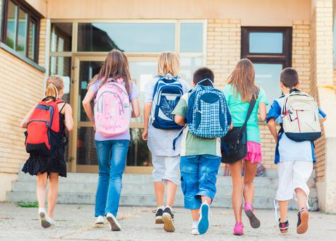 Ninety-six per cent of all primary schools in Ireland are religious (stock photo)