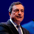 ECB president Mario Draghi. Photo: Reuters/Francois Lenoir