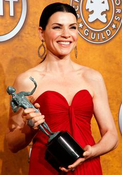 Julianna Margulies of 'The Good Wife'