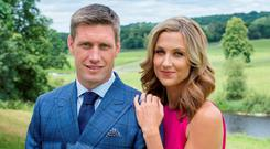 Jessica O'Gara will visit Ireland later this month with her husband Ronan to take part in the Corinthian Challenge horse race. Photo: Kip Carroll