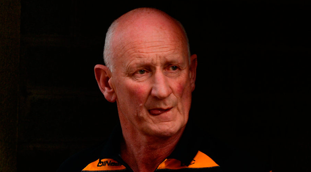 'This is a real test for Brian Cody (p) and his team' Photo: Daire Brennan/Sportsfile