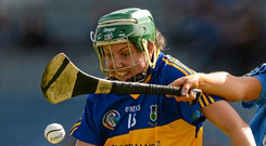 Tipperary's Cáit Devane in action. Photo: Dáire Brennan / Sportsfile