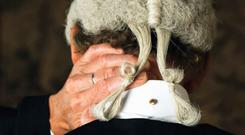 'The shrill and sometimes hysterical reaction to the proposals by judges, barristers and their ilk is not only wrong-headed, it says a great deal about the preening self-regard of the lawyerly class.' (Getty/Stock)