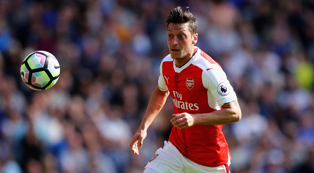 'But what of Özil? Which of the rival European clubs that could meet his salary demands actually want him?' Photo: Getty Images