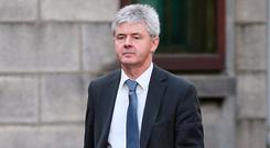 Frank Buttimer: Questions if charges were appropriate. Photo: Courtpix