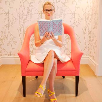 Reese Witherspoon's book club on Instagram has almost 10 million followers