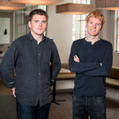 Stripe founders John and Patrick Collison Photo: Dai-Lon Weiss