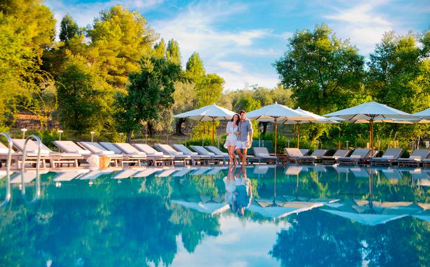 Luxury is a byword at Club Med Bio