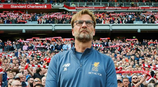 Jürgen Klopp wants to be able to be more tactically flexible in the new season. Getty