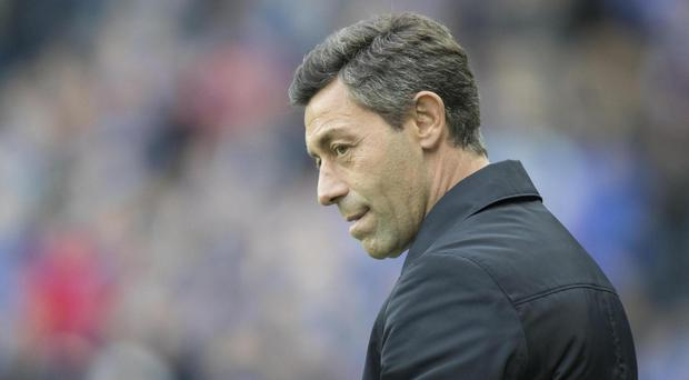 Pedro Caixinha was named Celtic manager in March. Getty