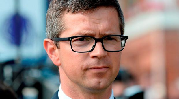 Trainer Roger Varian. Photo: Anna Gowthorpe/PA Wire