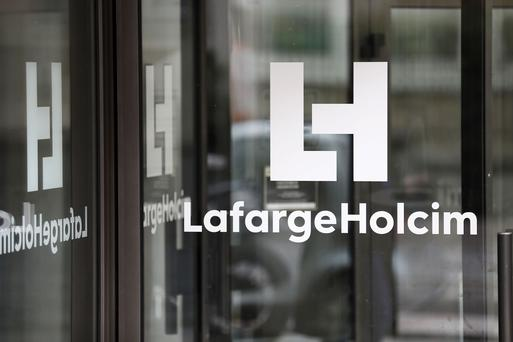 Today LafargeHolcim are still in the spotlight. Photo: AFP/Getty Images