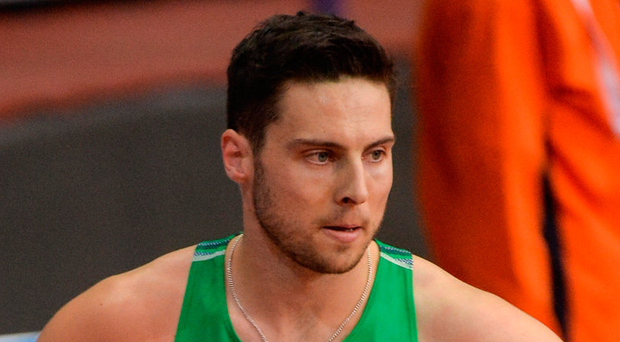 Brian Gregan became the fourth Irish track athlete to qualify for the IAAF World Championships. Photo: Sam Barnes/Sportsfile