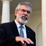 Sinn Fein president Gerry Adams Photo: Reuters