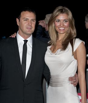 Paddy McGuinness and Christine McGuinness opened up about their twins' condition.