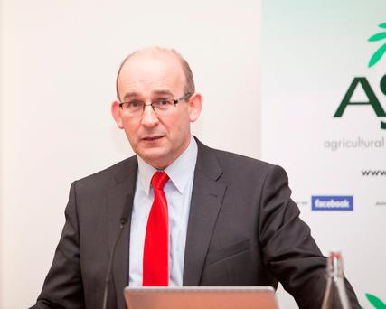 Dairygold chief executive Jim Woulfe
