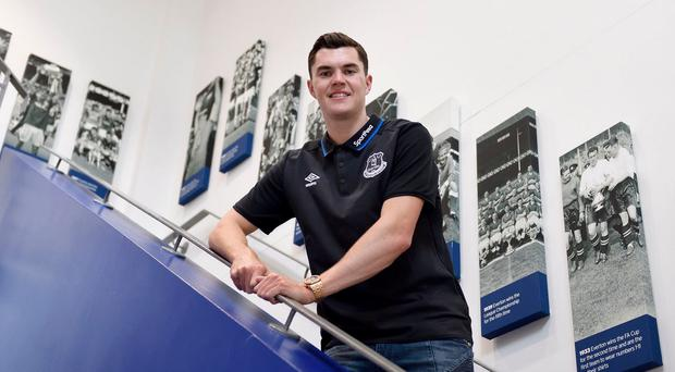 Michael Keane signs for Everton FC