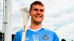 Dublin hurler Cian O'Callaghan. Photo: Sam Barnes/Sportsfile