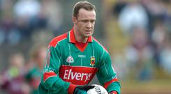 Former Mayo star David Brady. Photo: David Maher/SPORTSFILE
