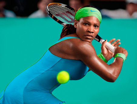 Defending champion Serena Williams. Photo: Getty Images