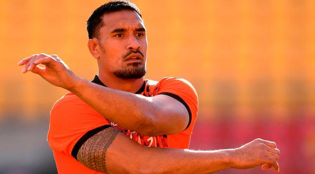 Aaron Smith relishing decider with Lions