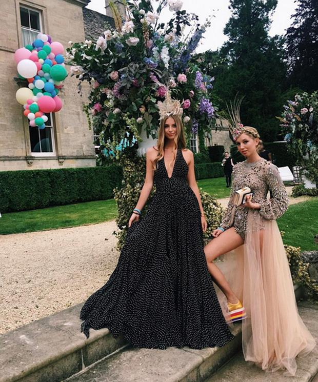 Princess Olympia of Greece's 21st birthday. Picture: Instagram