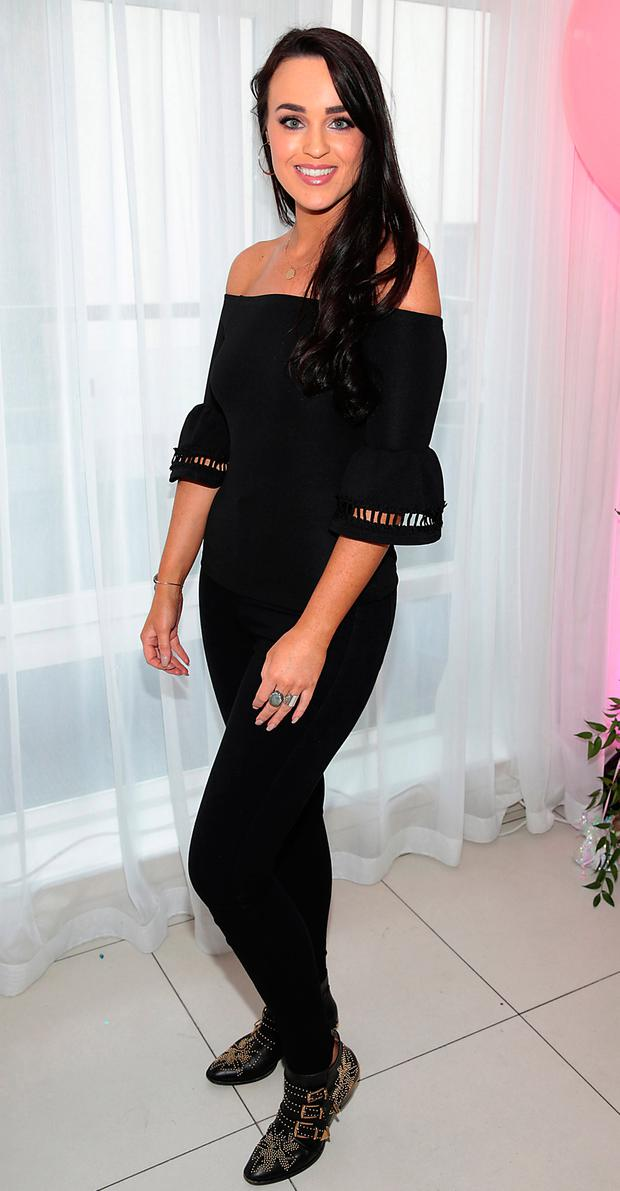 Emily MacKeogh at the PrettyLittleThing.com 'Love From The West Coast launch at The Morgan Hotel Penthouse, Dublin. Picture: Brian McEvoy