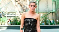 Kristen Stewart attends the Chanel Haute Couture Fall/Winter 2017-2018 show as part of Haute Couture Paris Fashion Week on July 4, 2017 in Paris, France. (Photo by Pascal Le Segretain/Getty Images)