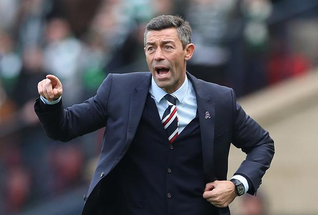 Pedro Caixinha is no longer Rangers manager