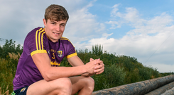 Wexford's Jack O'Connor. Photo: Sportsfile