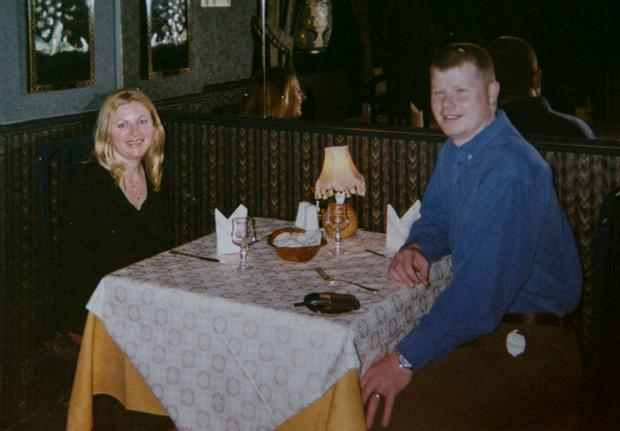Tina Satchwell with her husband Richard
