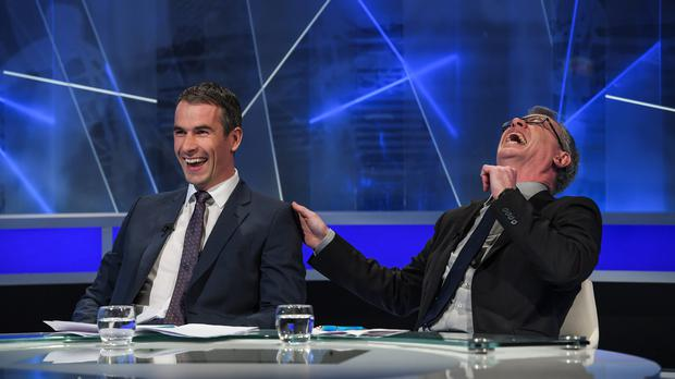 'Editorially, the Sunday Game have a free reign in how they present the games'