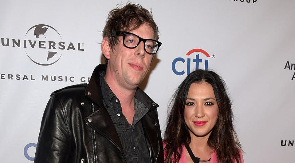 Singer Michelle Branch and The Black Keys drummer Patrick Carney announce engagement. [Pictured on February 15, 2016 in Los Angeles, California. Photo by Jason Kempin/Getty Images for Universal Music Group]