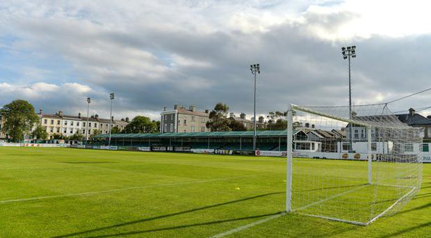 The Carlisle Grounds in Bray