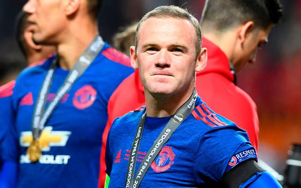 Wayne Rooney. Photo: AFP/Getty Images