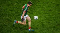 Patrick Durcan's point against Derry could be the turning point in their season. Photo: Ray McManus/Sportsfile