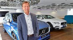 Volvo Cars' CEO Hakan Samuelsson. Picture: Reuters