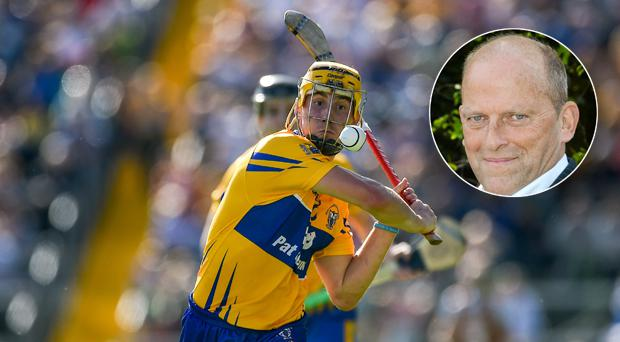 Colm Galvin doesn't agree with Ger Loughnane's opinion on their 2013 triumph
