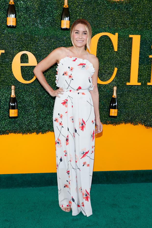 Designer/TV personality Lauren Conrad attends the Seventh Annual Veuve Clicquot Polo Classic, Los Angeles at Will Rogers State Historic Park on October 15, 2016 in Pacific Palisades, California. (Photo by Rich Polk/Getty Images for Veuve Cliquot)