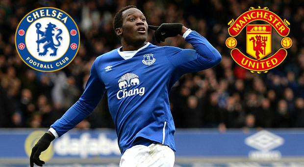 Manchester United agree Romelu Lukaku fee