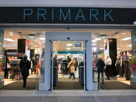 Primark's total sales increased 15pc at constant exchange rates in the 16 weeks to June 24, its fiscal third quarter