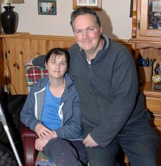 Charlotte and Declan Connolly (Photo: Connolly family)