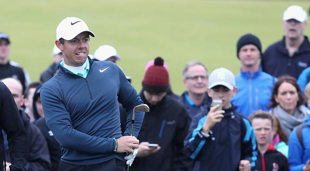 Rahm joins Im in Irish Open lead
