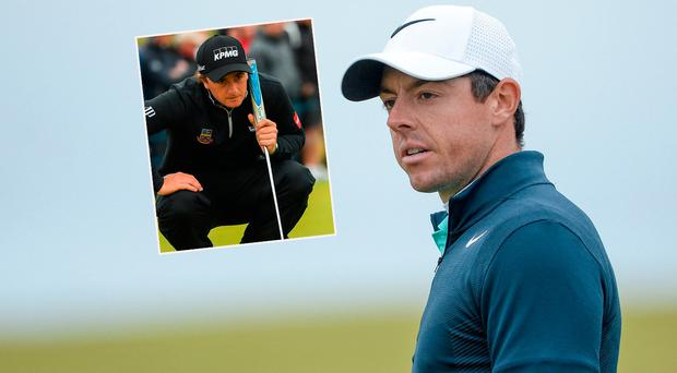 No more tweeting for regretful Rory McIlroy after US Open spat