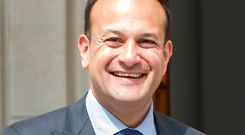 Leo Varadkar has come under fire for his comments. Photo: Doug.ie