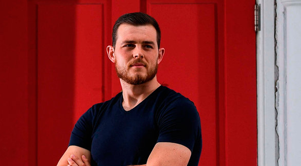 'You can't believe how quick it goes,' says Christopher Joyce, who is in his seventh year on the Cork panel Photo: Sportsfile
