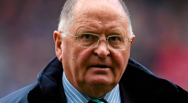 Dublin chairman Sean Shanley. Photo: Sportsfile